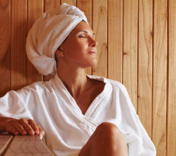 les bienfaits du sauna bulles sensations. Black Bedroom Furniture Sets. Home Design Ideas